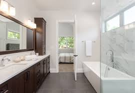 Ceramic Tiles For Bathroom Porcelain Vs Ceramic Tile Which To Choose Bob Vila
