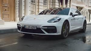 Porsche Panamera S E Hybrid - porsche panamera turbo s e hybrid sport turismo makes video debut