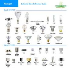car replacement light bulb size guide chart of light bulb shapes sizes types infographic eletrical
