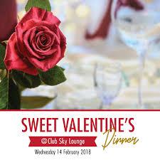sweet valentine u0027s dinner at solitaire bangkok sukhumvit 11