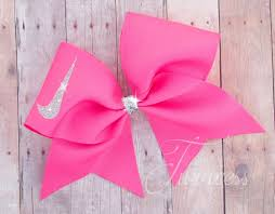 3 grosgrain ribbon this nike cheer bow is made with high quality us made 3 grosgrain