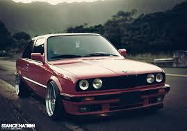 stancenation bmw e30 oh damnn stancenation form u003e function