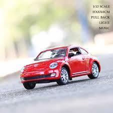 model car toy 1 32 online shop 1 32 vw 1 beetle diecast model car toy pull back