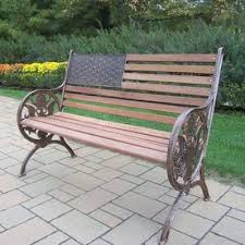 Antique Outdoor Benches For Sale by Shop Patio Benches At Lowes Com