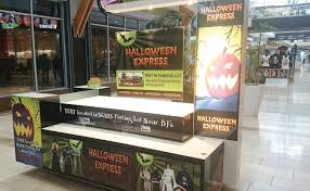 temporary spook shops fill vacancies during the halloween season