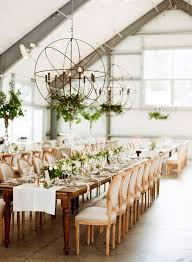 Chandelier That Turns Your Room Into A Forest 24 Unique Wedding Lighting Ideas Brides