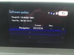 lexus map update uk new firmware may 2016 lexus is 300h is 250 is 200t club