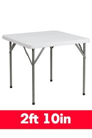 6 ft portable folding table 6 foot plastic folding table buy folding table and chairs 8 ft black