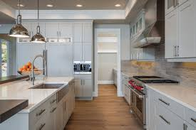 cost to paint kitchen and bathroom cabinets latitude cabinets duo paint silverplate kitchen