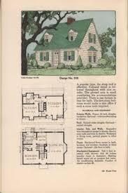 Colonial Revival House Plans Warren