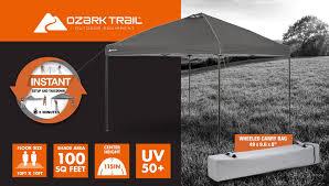 First Up Wind Curtain Ozark Trail 10 X Wind Curtain Tan Curtain Menzilperde Net