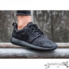 rosch runs roshe run all black leatherbetterworld crocodile shoes womens mens