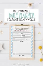 trip planner template best 25 disney planning binder ideas on pinterest disney free printable walt disney world daily planner