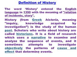 lecture 1 an introduction to world history civilization