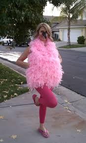 Pink Flamingo Halloween Costume Child Semi Homemade Halloween Costumes Flamingo Costume Flamingo