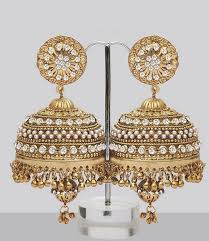 buy jhumka earrings online 259 best indian jewelry images on indian jewelry