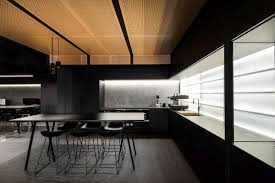 Kitchen Architecture Design by Modern Architecture Office Promotes Task Oriented Design