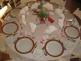 Elegant Table Settings by Table Setting A Table Setting At A Arbor Crest Winery Ano U2026 Flickr