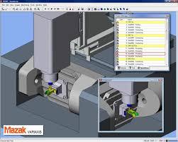 esprit cam software for mazak machine tools