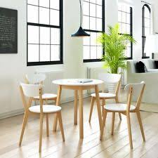 Birch Dining Table And Chairs Birch Dining Room Table Chair Sets Ebay