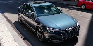 audi a4 2017 audi a4 sedan business insider 2016 car of the year runner up