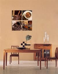 modern kitchen art paintings aliexpress com buy modern coffee and coffee bean canvas prints