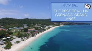 the best beach in grenada grand anse youtube