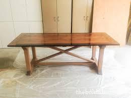 Farm House Table Diy Farmhouse Table With Tips From Grandy