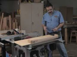 how to taper 4x4 table legs making tapered table legs youtube