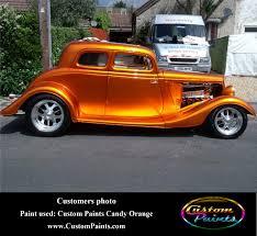 lexus jobs manchester customer u0027s hotrod in custom paints candy orange www custompaints