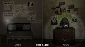a chair in a room greenwater u0027 horror game gets free vive expansion