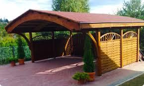 gazebo in legno per auto prezzi la versatile carport in legno per auto o cer legnonaturale