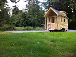 tiny houses have arrived in the uk