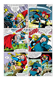 feats of thor without using his hammer plz read op gen