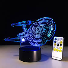bedroom star lights aliexpress com buy amazing star trek led 3d light remote switch