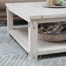 square gray wood coffee table belham living westcott square coffee table hayneedle