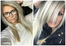 all about my new ash blonde hair youtube