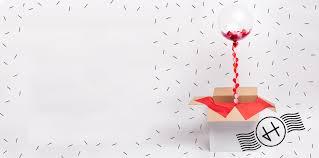 send a balloon in a box send a gift
