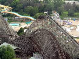 Viper Roller Coaster Six Flags Coaster101 Roundtable Our Most Underrated Coasters Coaster101