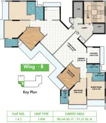 the o2 floor plan ahuja o2 in sion mumbai price location map floor plan reviews