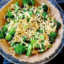 broccoli cheddar quiche recipe clean eats fast feets