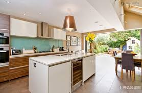 Open Plan House Kitchen Cabinet For Small House New El Home