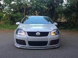 vw golf mk5 1 9 tdi show car air ride modified airlift in