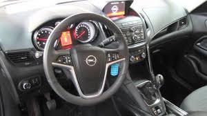opel zafira 2002 interior opel zafira tourer 1 4 turbo 140 cosmo 7 persoons glazendak