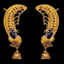 gold kaan earrings 108 best jewellery images on indian jewelry jewellery