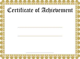 wonderful student excellence award certificate template with