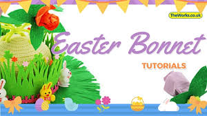 easter bonnets tutorial make your own easter bonnets the works