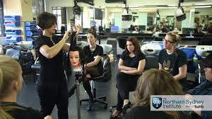 makeup schools in hair beauty and make up academy the northern sydney institute