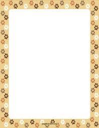 border writing paper writing paper with dog border lleidaworldextrem com lleida world dog bone print clip art courseimage