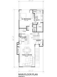 1 Floor House Plans Modern Style House Plan 3 Beds 3 50 Baths 1990 Sq Ft Plan 484 1